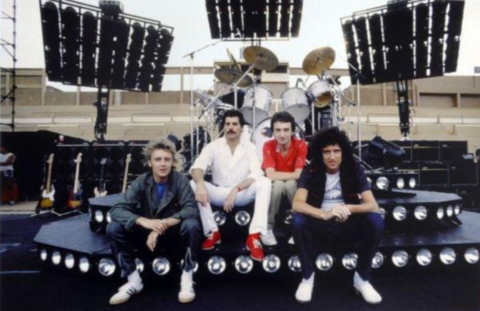 01 Queen y su visita a la Argentina en 1981